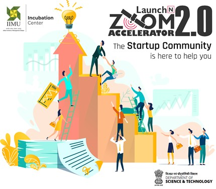 IIM Udaipur becomes the only Accelerator Program Centre in Rajasthan: NSTEDB, DST GOI 2019-20