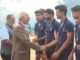 North Zone Inter University Volleyball Championship at Amity University Gurugram Opening University
