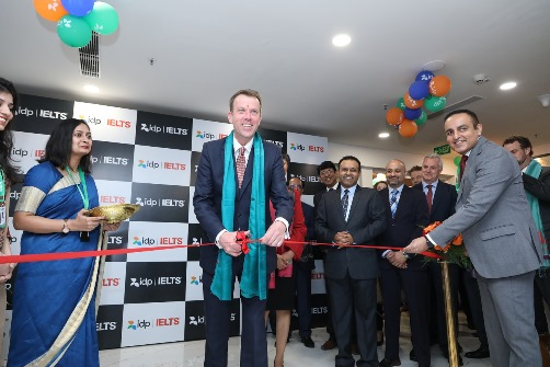 New opportunities for Indian students as IDP's expansive regional headquarters opens in Gurgaon