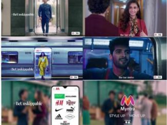 Myntra launches new brand campaign, #BeUnskippable