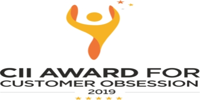 CII Awards Prione for Active Customer Engagement at the Customer Obsession Awards 2019
