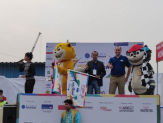 .The adorable duo Honey-Bunny flag-off the ultimate race for kids – Juniorthon 2019