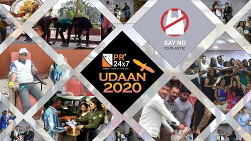 Udaan 2020 concluded by taking forward the initiative towards social awareness