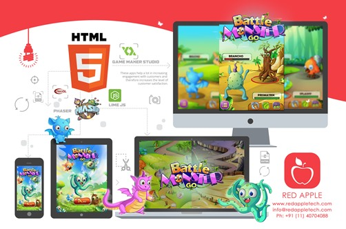Gamers preferring these HTML5-based games over gaming apps