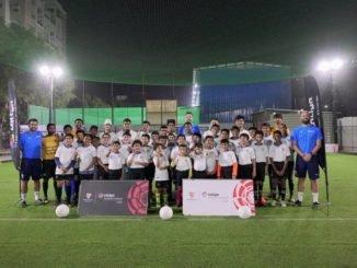Sevilla FC holds a Masterclass & Football Fiesta for LaLiga Football Schools students in Pune
