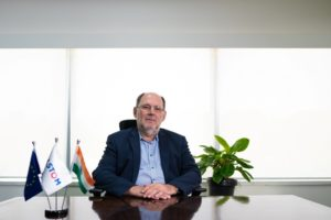 Alain Spohr, Managing Director of Alstom India and South Asia