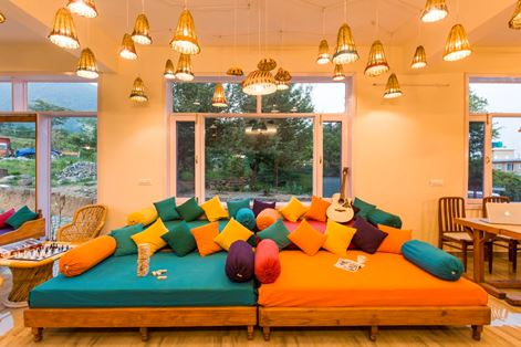 Adventure sports hub BIR gets its new hostel for young travellers from goStops