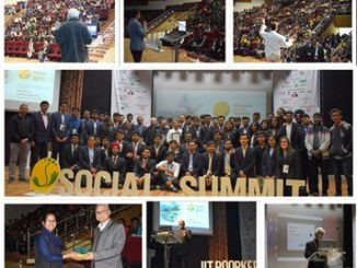 IIT Roorkee hosts the annual social festival 'National Social Summit-2020' at the campus