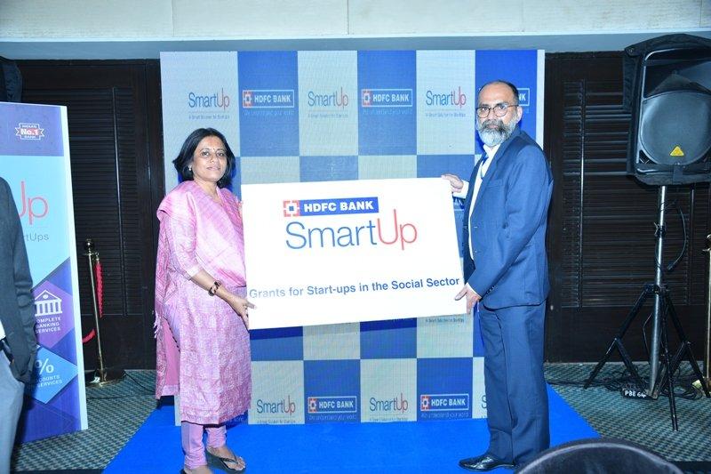 Smita Bhagat, Head – Government & Institutional Business, HDFC Bank Ltd & Arun Mediratta, Branch Banking Head, HDFC Bank Ltd