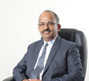 Mr. Sureh KV, President, ZF India.