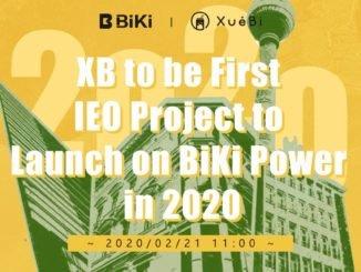 BiKI.com has launched XB Token