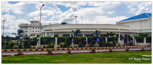 IIIT Naya Raipur invites application for PhD