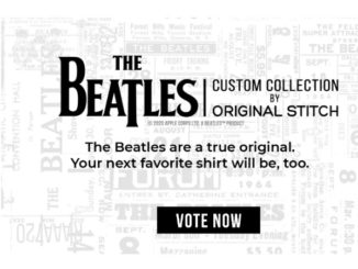 Announce the Launch of the Beatles Custom Collection