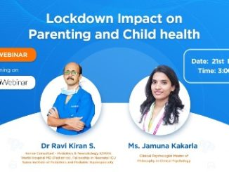 Sakra World Hospital Discusses Lockdown Impact on Parenting and Child Health
