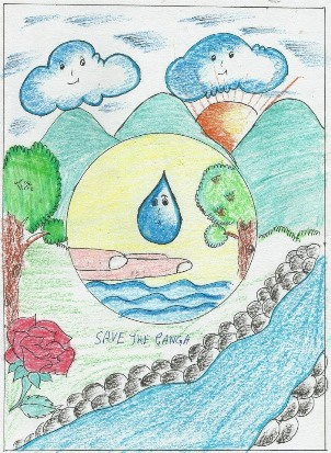 Children to Paint their Imagination of Clean Ganga this Environment Day
