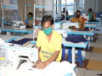 Narayan seva Sansthan-13th June National Sewing Machine Day