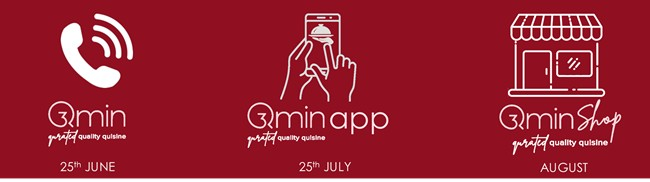 Qmin mobile application
