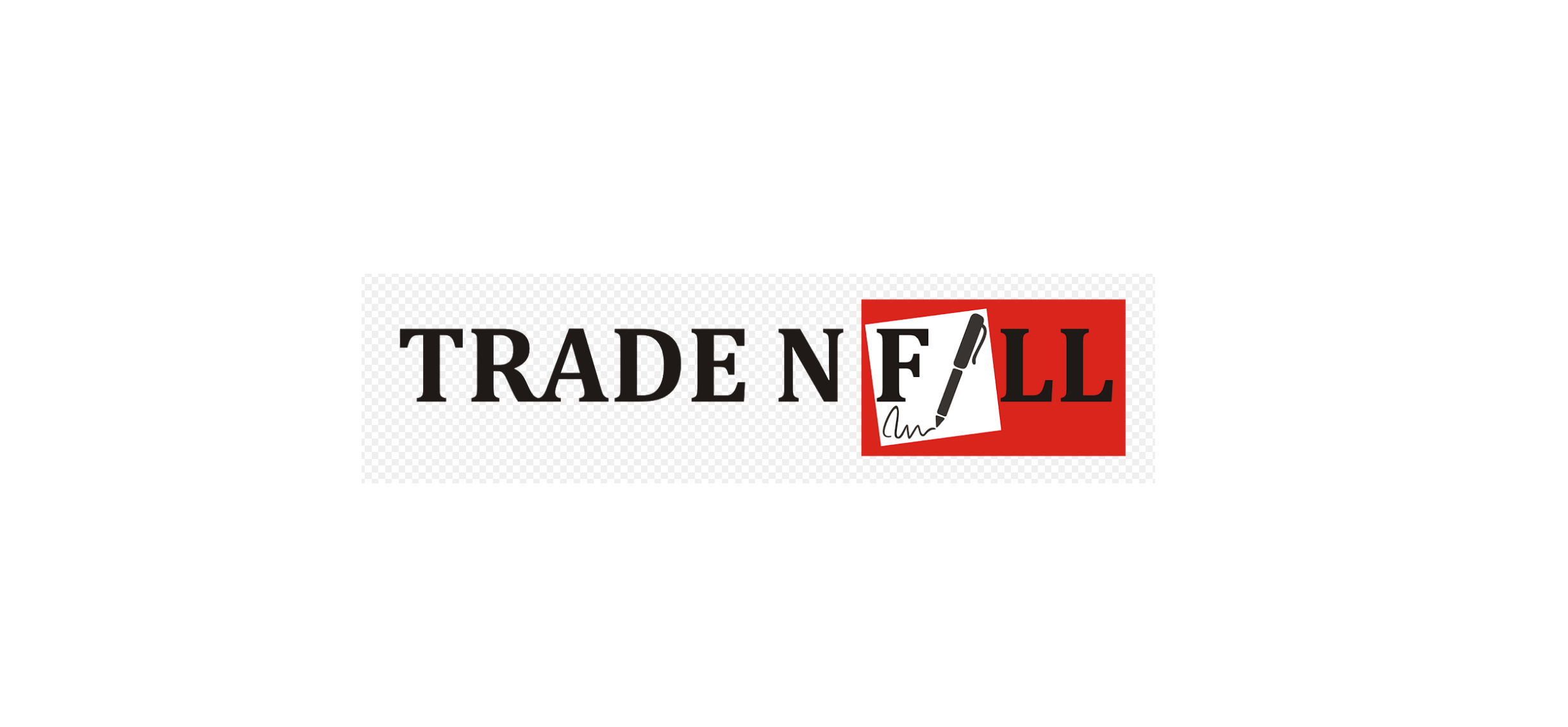 Trade N Fill Logo in 2 mb size