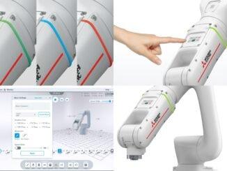 Mitsubishi robots
