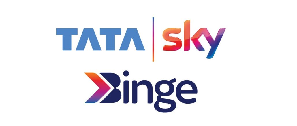 Tata Sky Binge_Logo