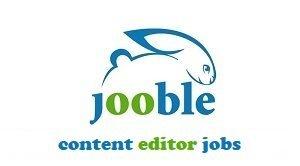 content editor jobs