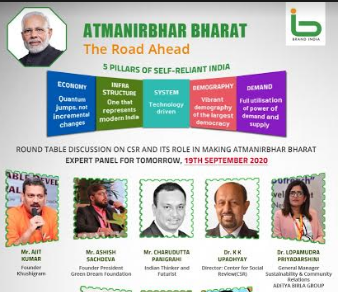 """Be.artsy leads Atmanirbhar Bharat with its signature""""Be Your Own Lakshmi"""" campaign with NSE"""
