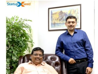 StartupXseed BV Naidu, Managing partner & Ravi Thakur, Co-Founding Partner