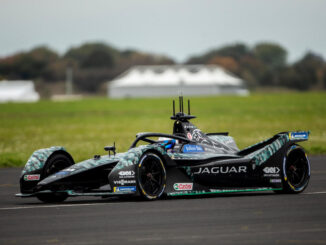 Jaguar Racing Renews Multi-Year Partnership with GKN Automotive