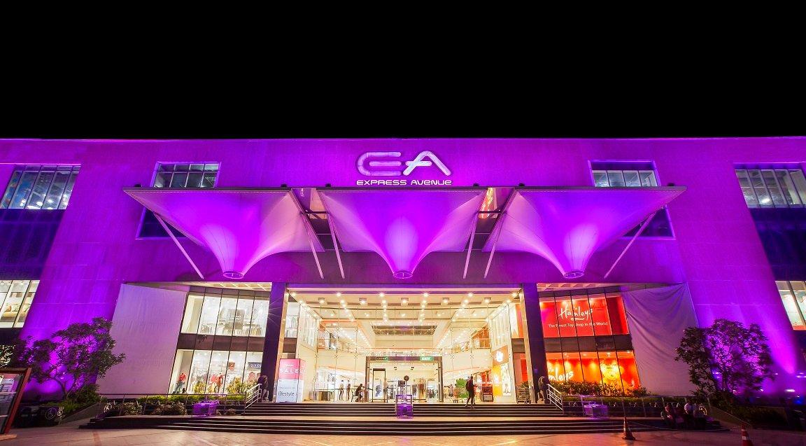 Express Avenue Mall- Chennai