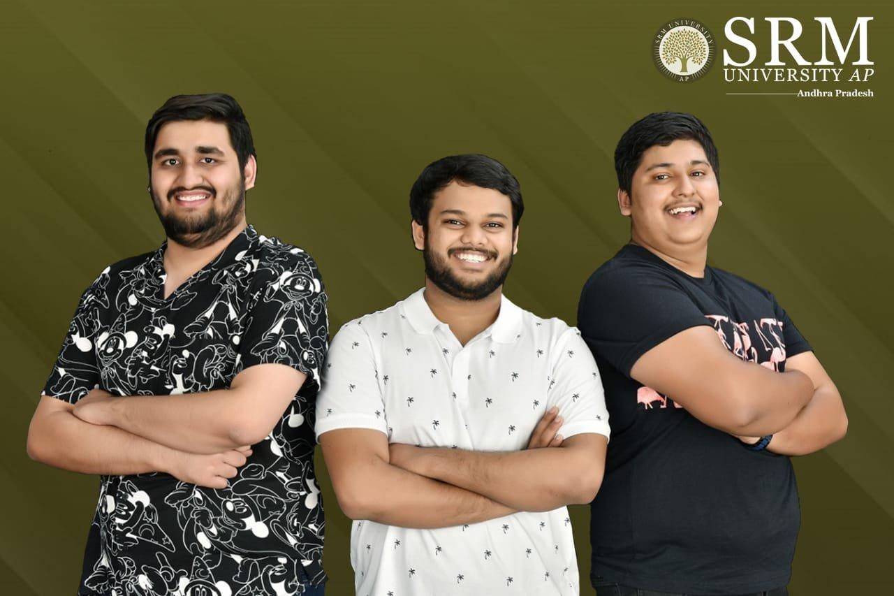 Sourav, Miran & Saurabh