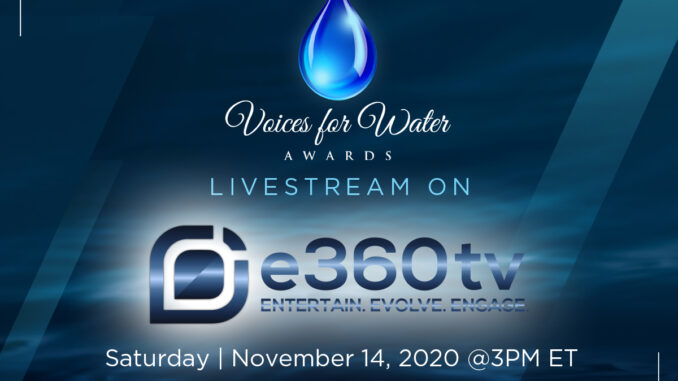 Voices for Water Awards