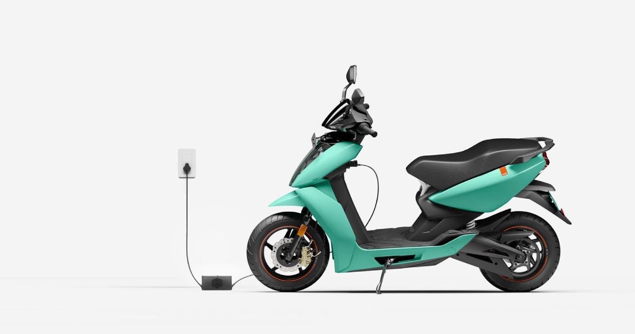 Ather 450X in Indore