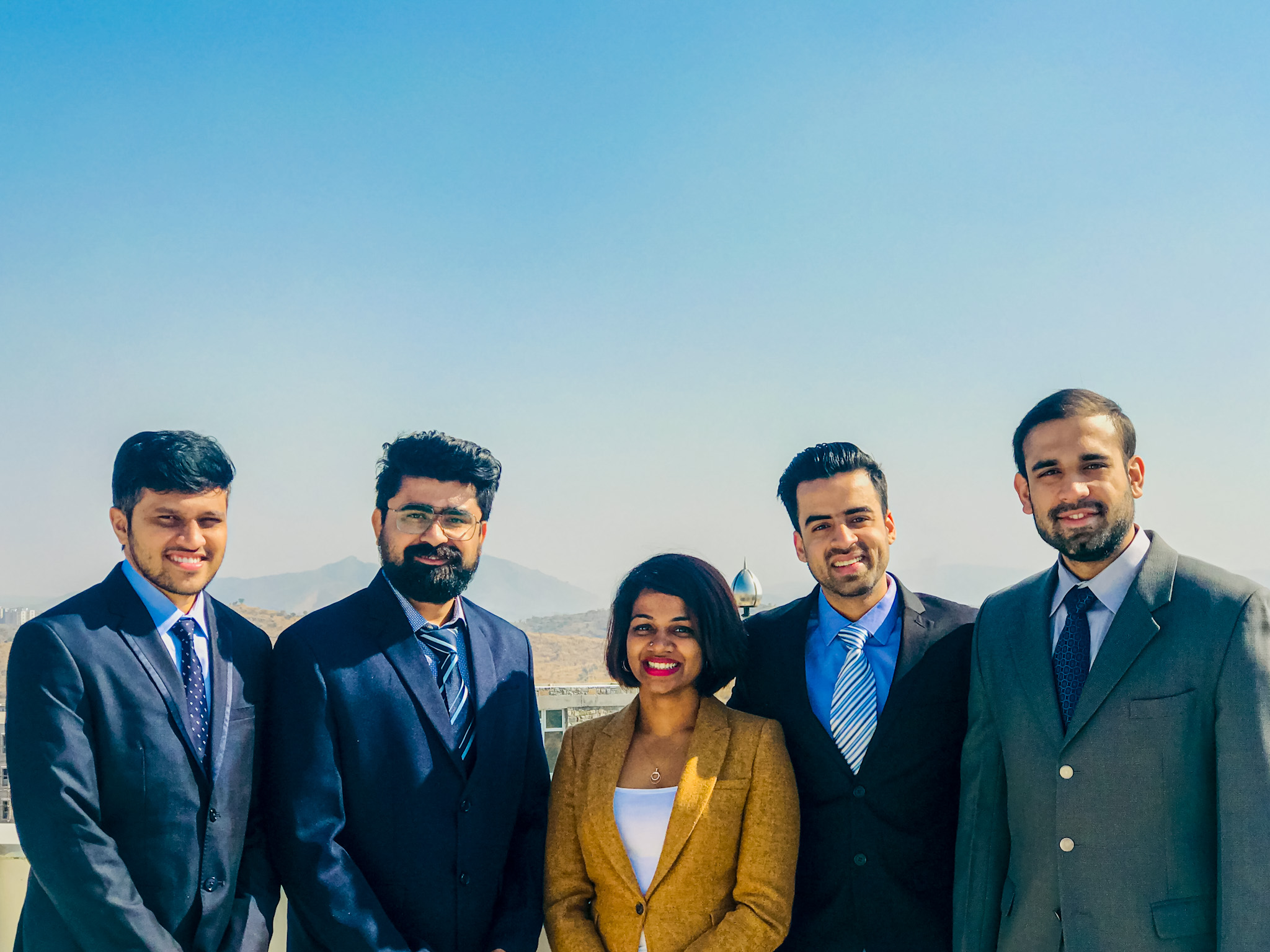 IIM Udaipur Becomes the National Finalist in Global Management Challenge (GMC) India 2020