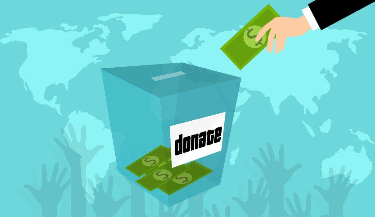 OpenTextTM donation