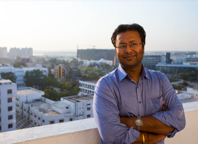 Rohit Garg, Co-Founder & CEO, SmartCoin