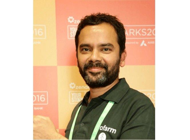 Varun Khurana, Founder Otipy