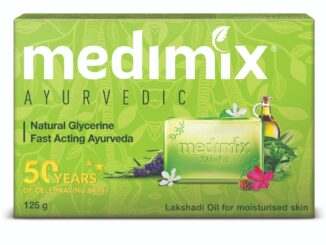 This Winter, Medimix urges people to switch their normal soap to Glycerine soaps