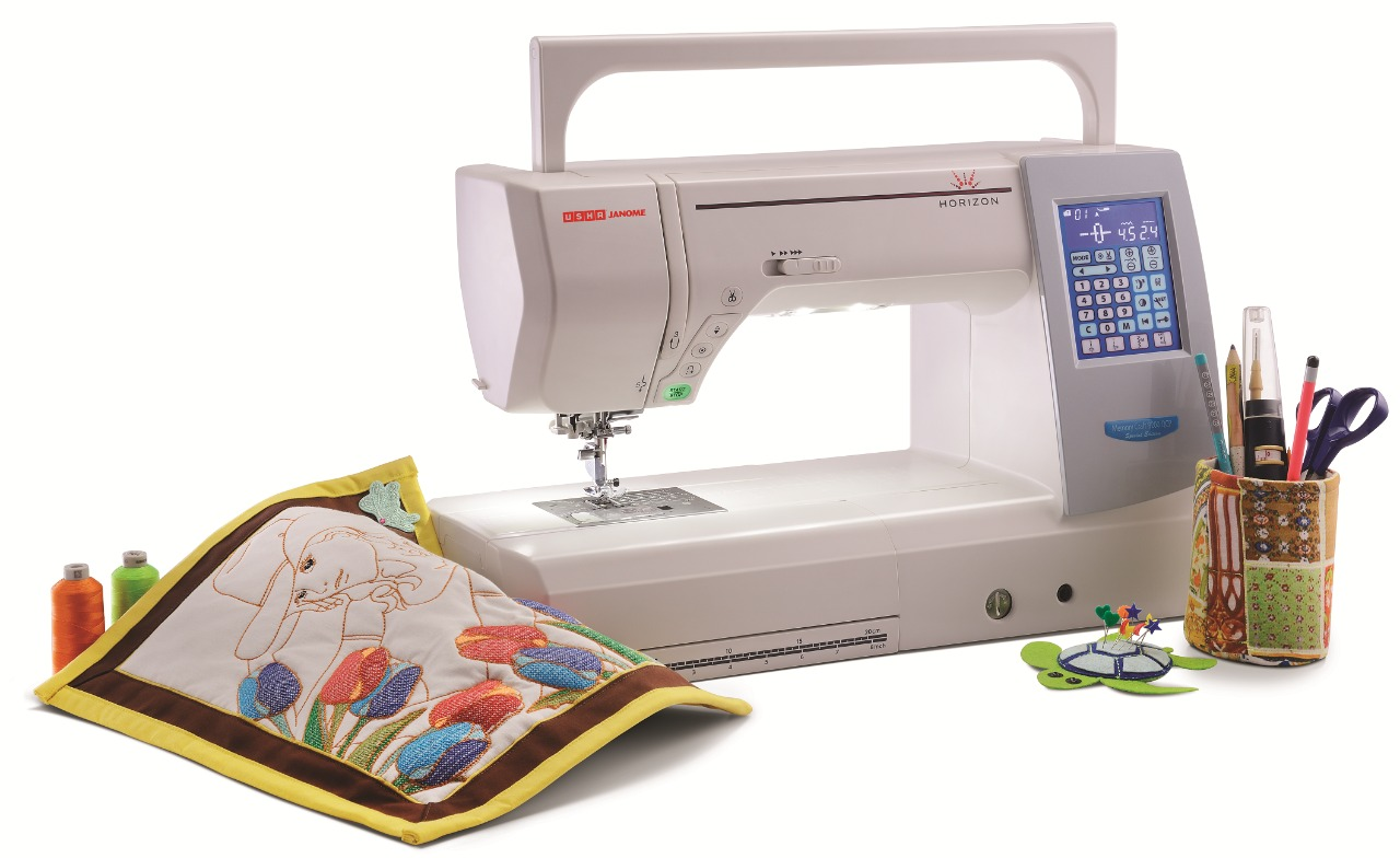 Give wings to your creativity with Usha's new sewing machines Six new models to hit the shelves this month