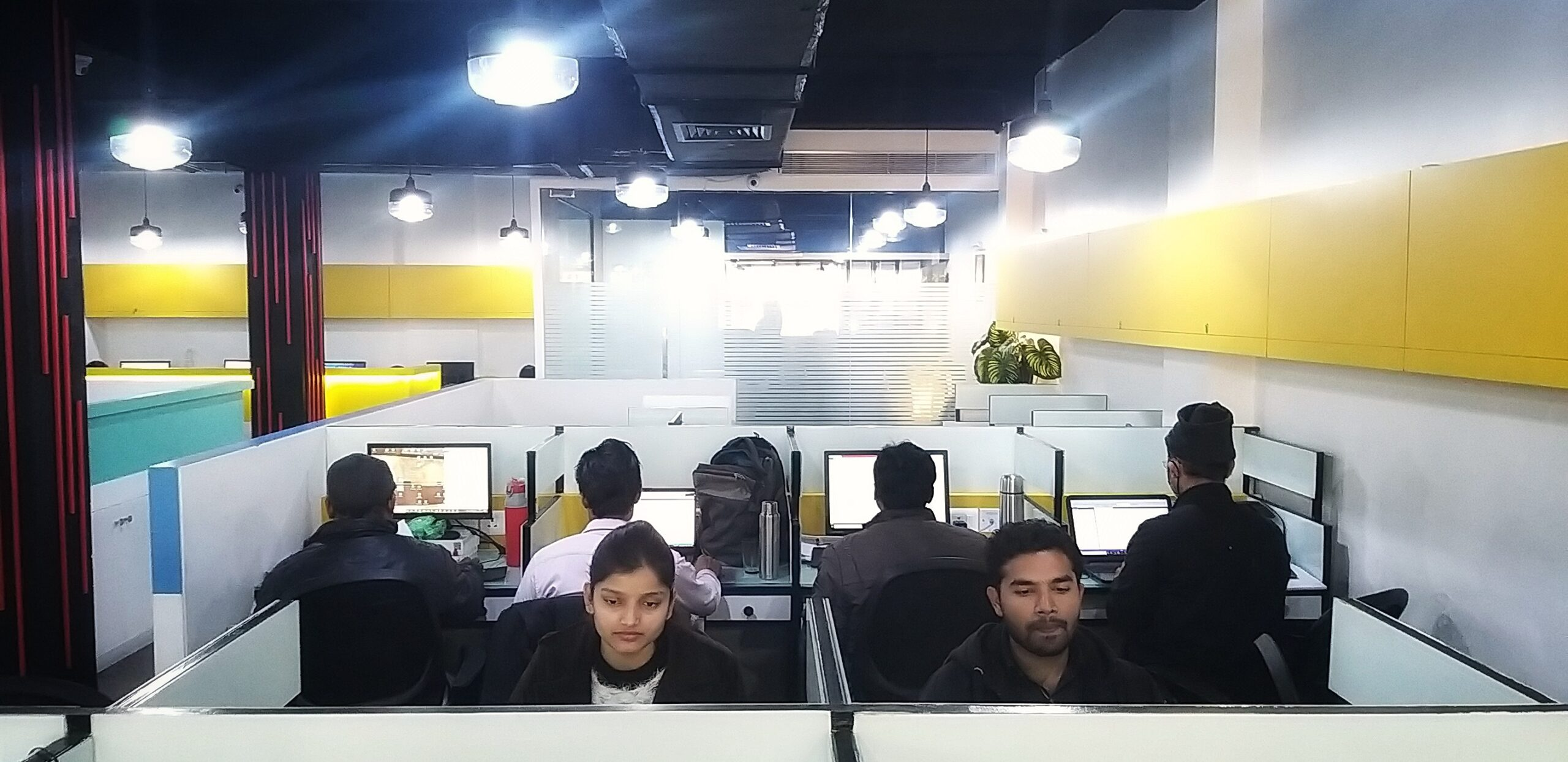 Bolstered by IBPS, Dataman Computer Systems Pvt Ltd's Unnao centre is generating employment for the local youth