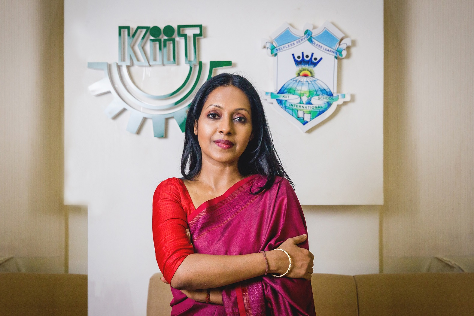 Dr. Mona Lisa Bal, Chairperson, KiiT International School