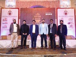 (L-R)SK Jain, Abhinav Kumar, Sanjeev Kumar, Sarvesh Chaubey, Ram Nivas Sahi, Mukesh Yadav