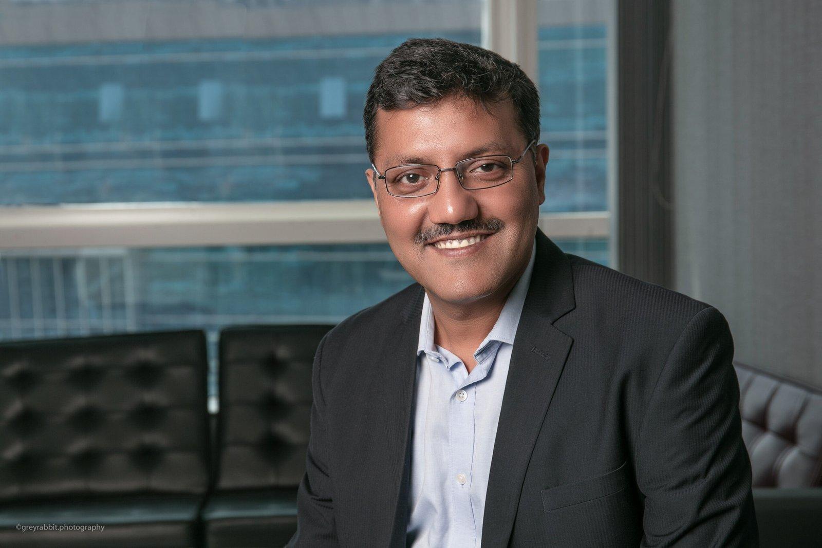 Mr. Yogesh Mudras, Managing Director, Informa Markets in India