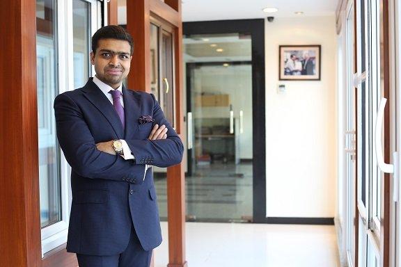 Manish Bansal, Director, and CEO,