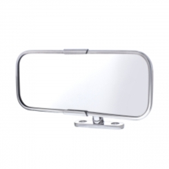 United Pacific Highlights Cobra Style Interior Rearview Mirror