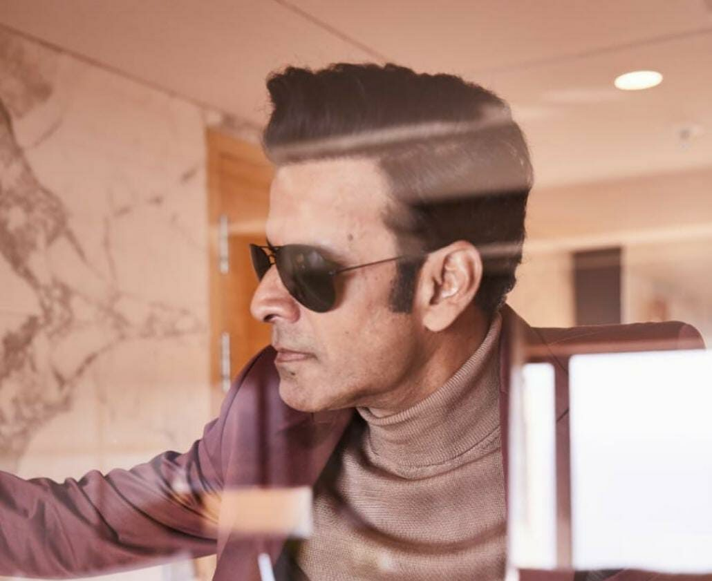 'Comedy is a new area for me' says Manoj Bajpayee...
