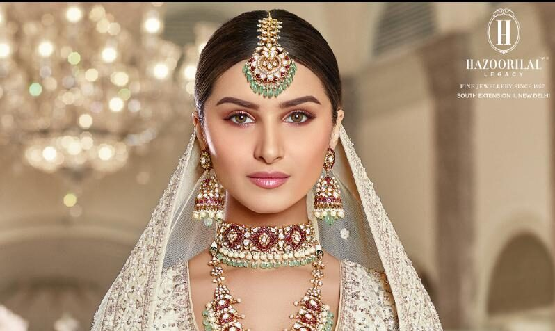 Hazoorilal Legacy launches its latest jewellery campaign for 2021 featuring their brand ambassador Tara Sutaria...