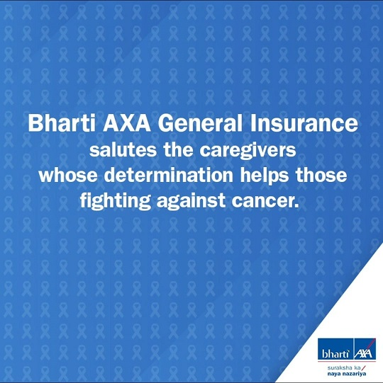 Bharti AXA General Insurance Launches 'Salute To Caregivers – Ek Naya Nazariya Campaign', To Support Cancer Survivors