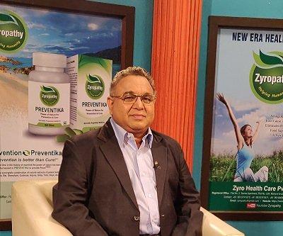 Kamayani Naresh, Founder Zyropathy