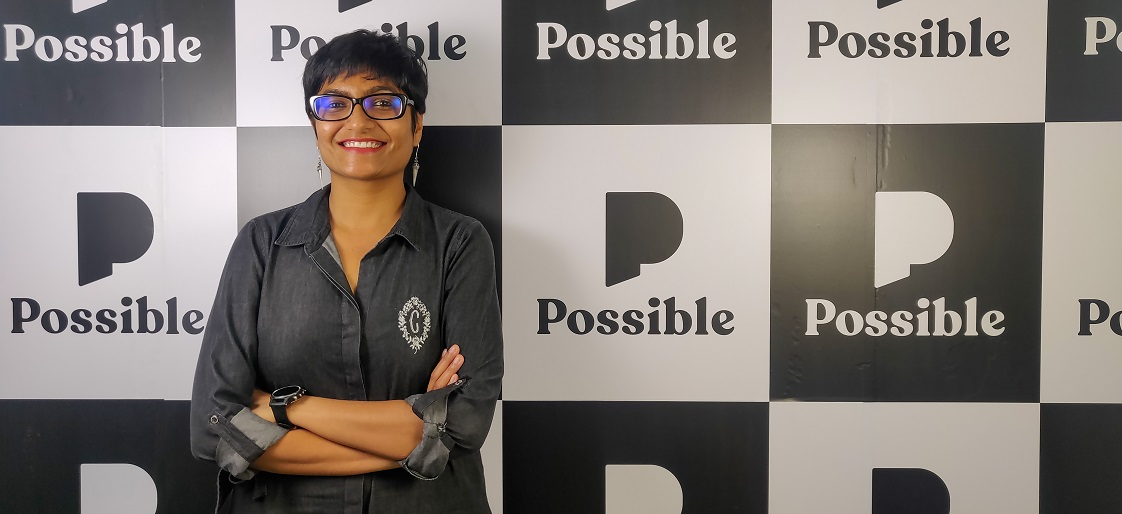 Megha More_Co-founder and COO, Possible