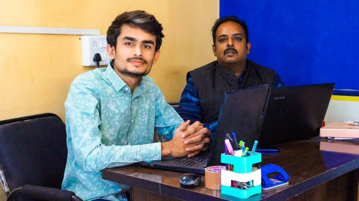 Peeyush Gupta, founder and CEO of Weeple